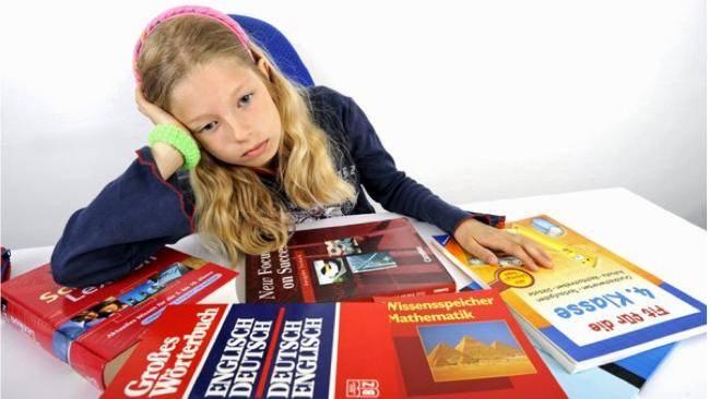 Im Schulunterricht werden in Deutschland meist Schulbücher verwendet. Von Digitalisierung ist nur wenig zu spüren