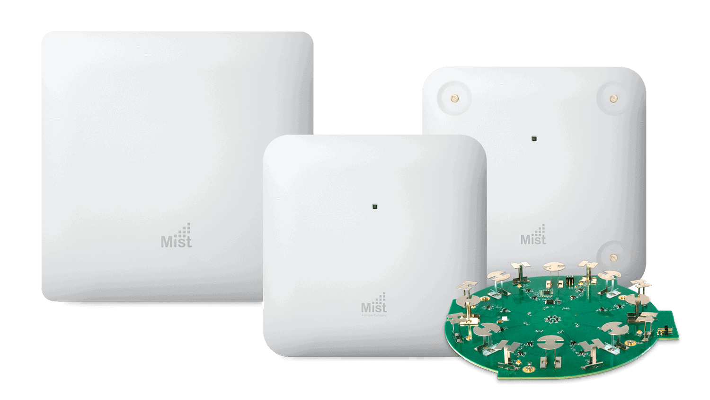 wirelessmaxx ist erster Partner und Reseller für MIST Juniper WLAN Enterprise AP
